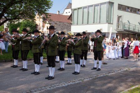 7 Musikkapelle